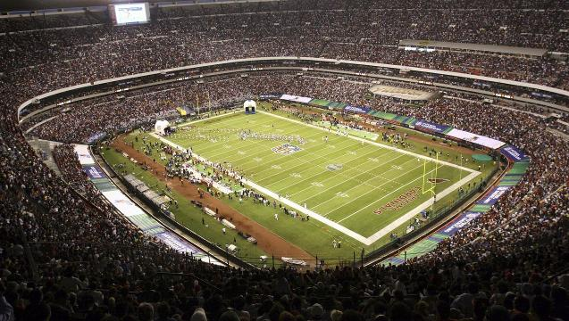 NFL players must battle altitude and pollution in Mexico City