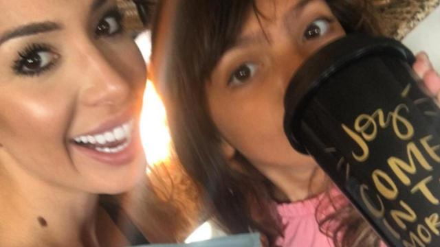Teen Mom Star Farrah Abraham Arrested For Attacking Security Guard