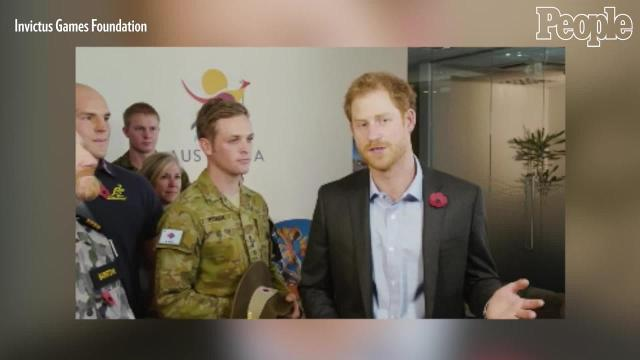 Prince Harry reveals 2018 Invictus Games are headed to Sydney