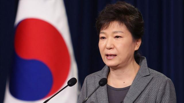 what is a letter of resignation south korea s president may resign amid political 4987