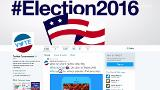 Social media helps with voting #ElectionDay