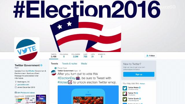 Social Media platforms are spoon feeding information to users about voting. Any questions, just look. While twitter bots are taking over the conversations. Alyse Barker (@IamAlyseBarker) has the story.