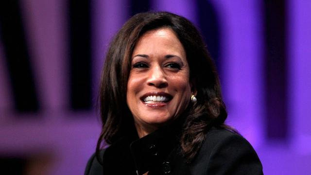Kamala Harris Becomes First Indian American U S Senator