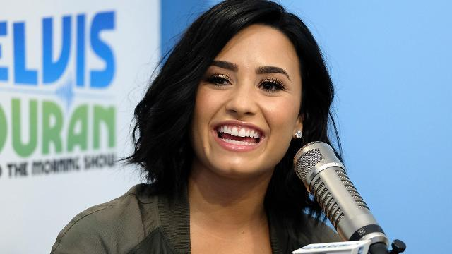 Demi Lovato opens up about her bipolar disorder