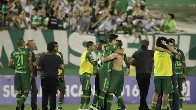 Soccer team from Brazil in Colombia plane crash