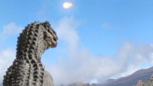 Asteroid that wiped out dinosaurs turned Earth's surface ...