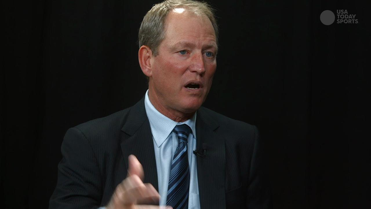 Rick Neuheisel on Coaches' Trophy, fun of college football