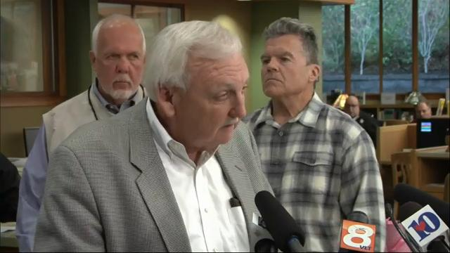 Mayor: More bodies recovered in wildfire rubble