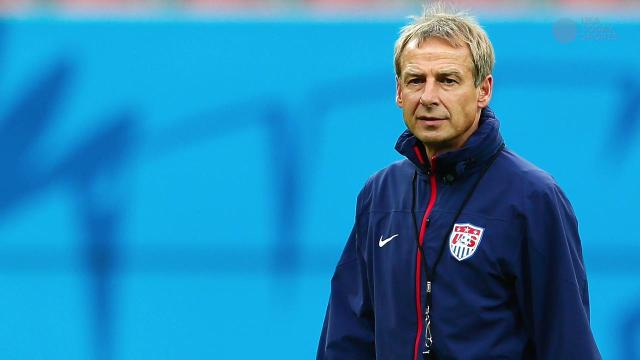 Jurgen Klinsmann fired as USMNT coach