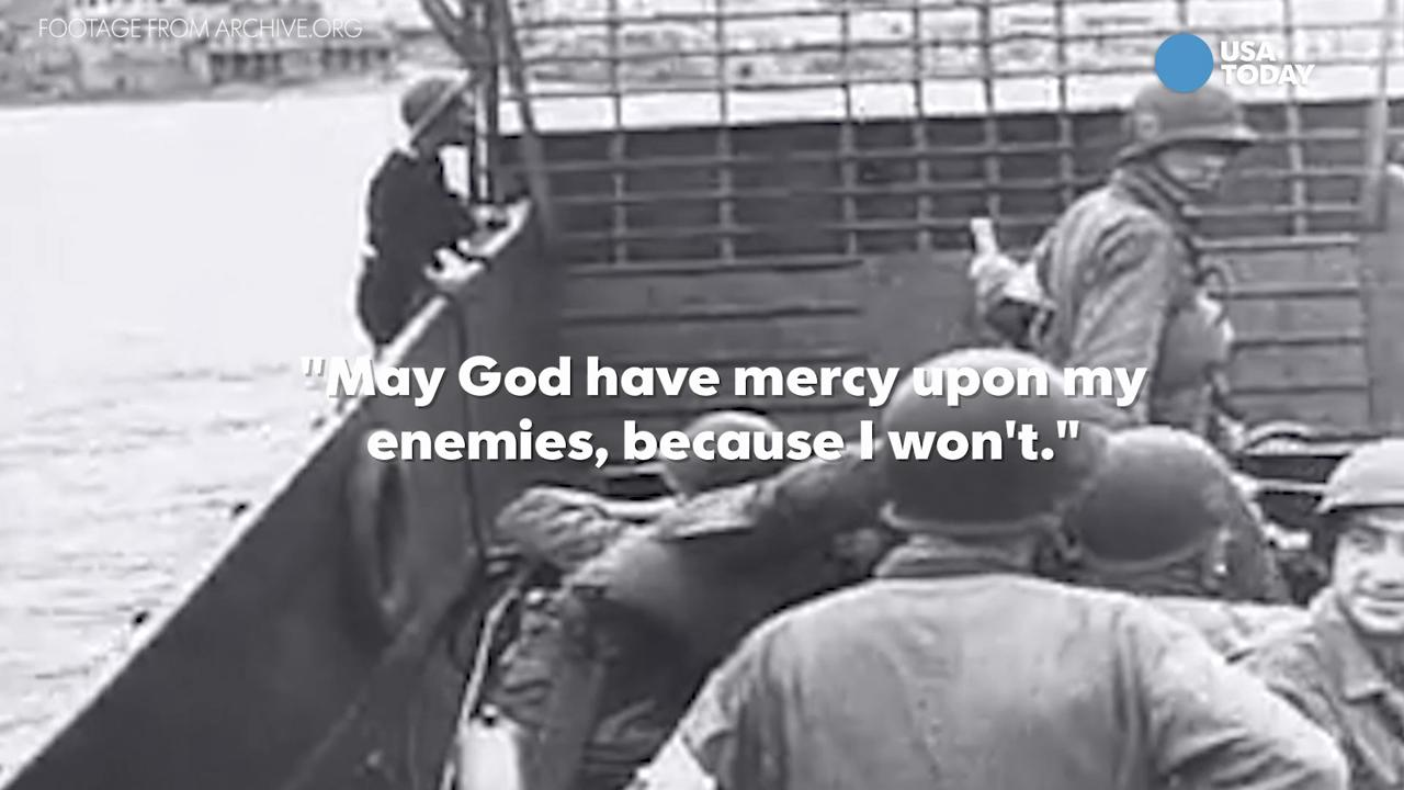 Infamy: Iconic quotes from the WWII era