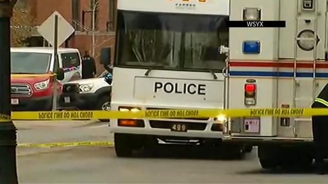 Raw: At least 7 injured after Ohio St. attack