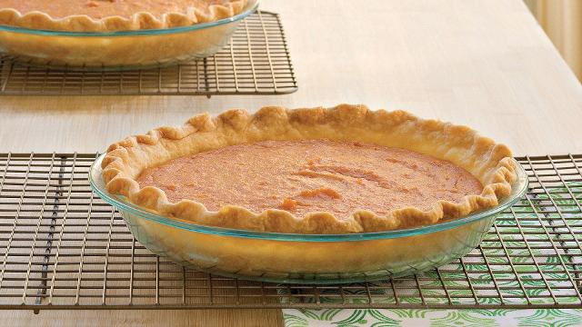 How to make sweet potato pie