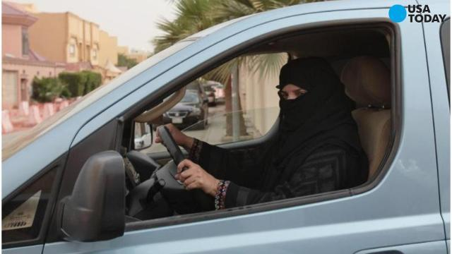 Saudi prince says it's 'high time' to let women drive