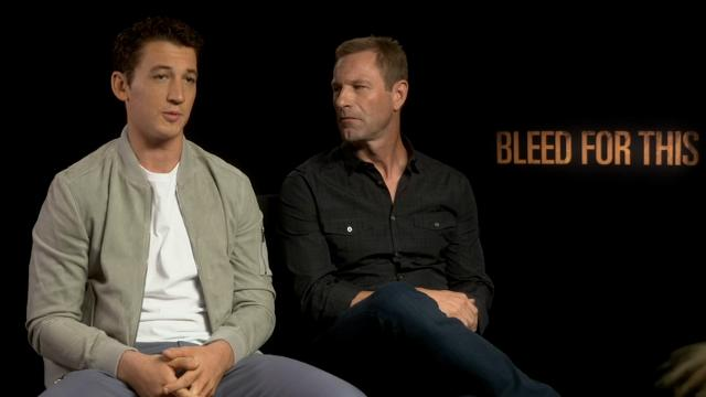 Miles Teller's journey to reach six percent body fat