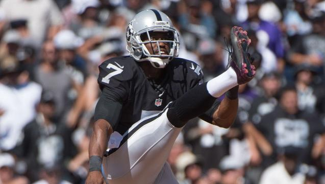 Punting tips and dance moves with Marquette King
