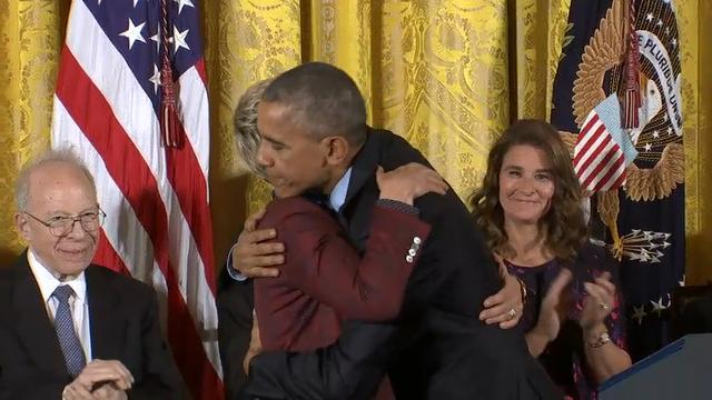 Obama Awards Medal of Freedom to Artists, Others