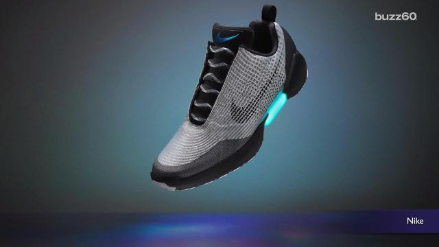 Self-lacing Nikes drop price, but they're still going to cost you!