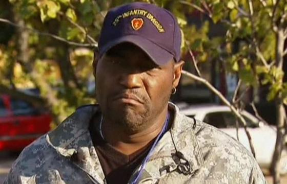 Chili's apologizes after meal taken from black veteran