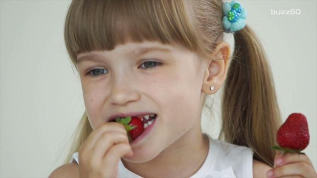 Kids in the U.S. are eating healthier, but there's a catch