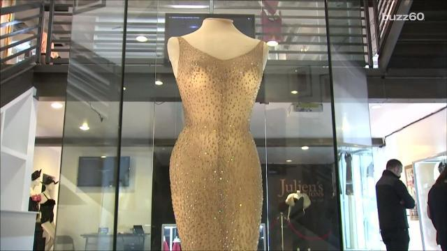 Marilyn Monroe's iconic dress sell for $4.8 million
