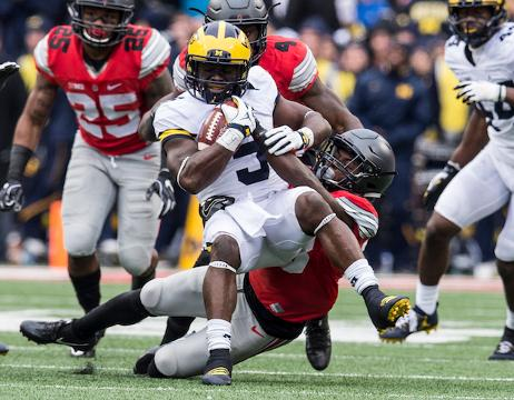 Week 13 Coaches Poll: Ohio State-Michigan met the hype