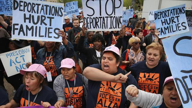 'Sanctuary Campus' Movement Taking Shape as Trump Threat to DACA Looms
