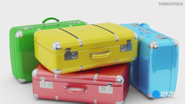 Easy ways to keep your luggage from getting lost