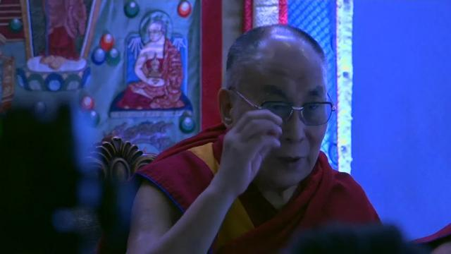 Dalai Lama: 'No Worries' About Trump