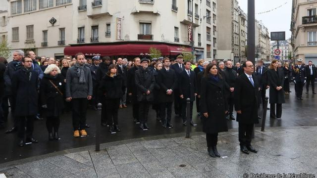 One year after the Paris attacks, France's state of emergency remains