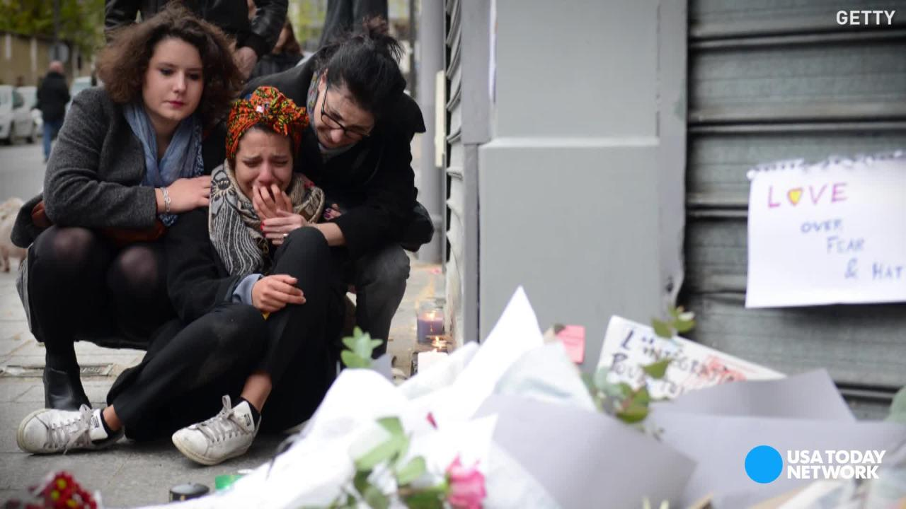 The Paris terror attacks: One year later
