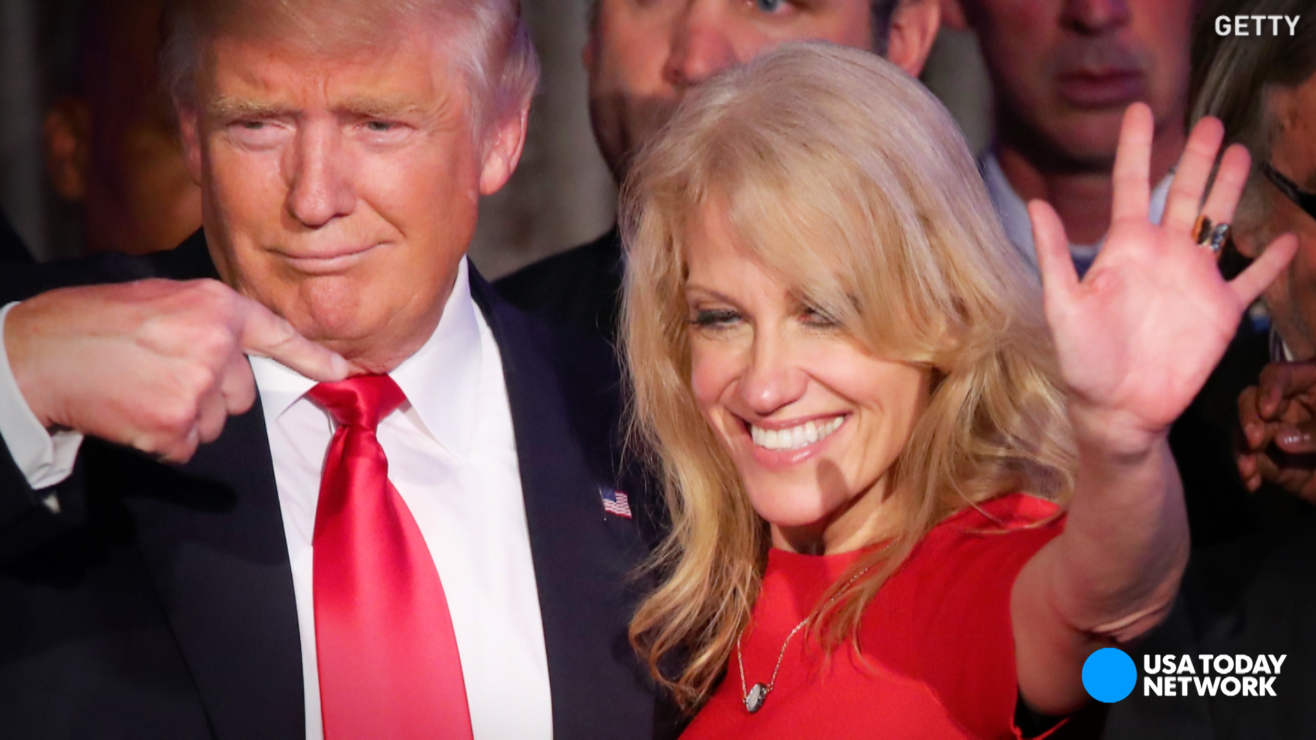 Kellyanne Conway: Trump's pick for White House counselor