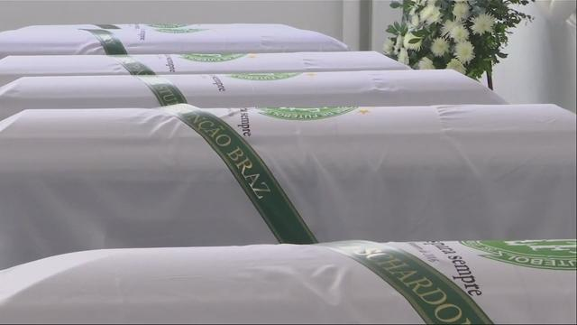 Weekend burial for plane crash victims