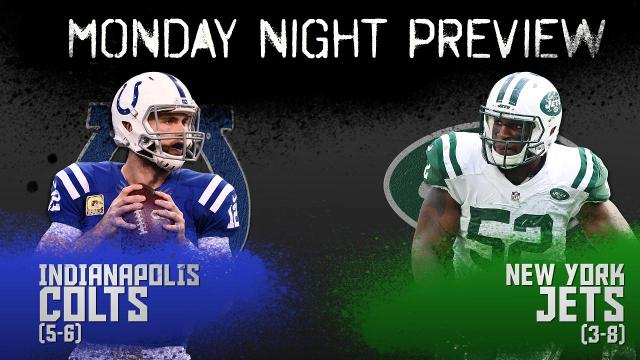 Monday Night preview: Colts vs. Jets