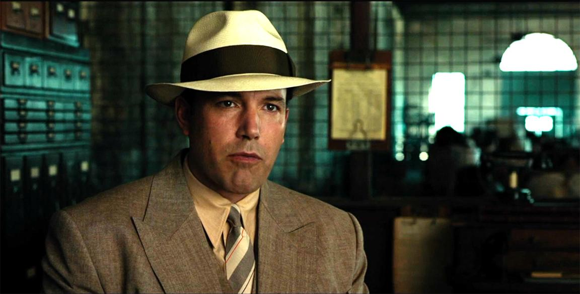 Ben Affleck tells USA TODAY's Bryan Alexander his two favorite things about the look of his new movie: the hats and old cars. Affleck wrote, directed, produced and stars in 'Live by Night.'