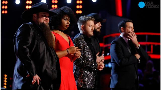 'The Voice' crowns Season 11 champ