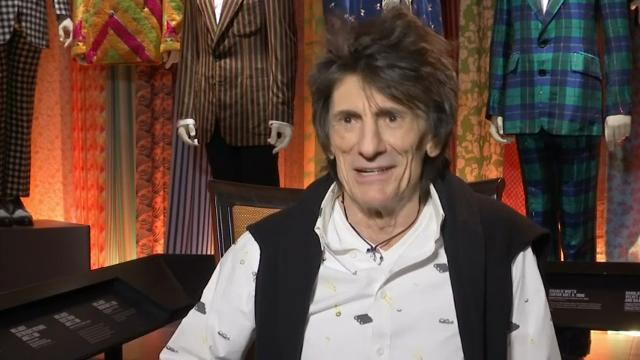 "Mick Jagger, Keith Richards, Ronnie Wood and Charlie Watts chat about how their latest record ""Blue and Lonesome"" turned from rock to blues, and how they recorded it in just three days. (Dec. 3)"