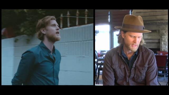 Folk band The Lumineers have created songs that have been used in TV or films, such as 'Storks' or 'The Walking Dead,' but singer Wesley Schultz reveals what they'd really love to do is create a whole soundtrack for a film. (Dec. 7)