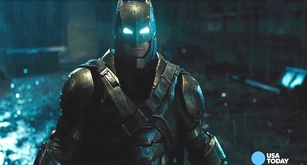 Ben Affleck tells USA TODAY's Bryan Alexander what it would take to direct a 'Batman' movie wearing the Caped Crusader's costume.