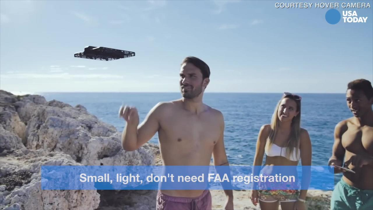 Drones 2016 --cheaper, easier to fly