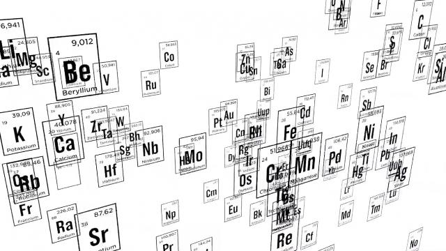 Four new elements officially added to periodic table urtaz