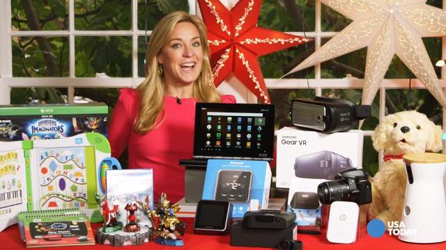 Great gadget gifts for the holidays