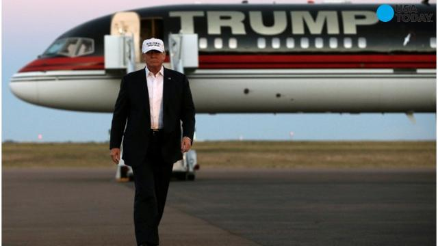 Trump may cancel Boeing order for new Air Force One | cbs19.tv