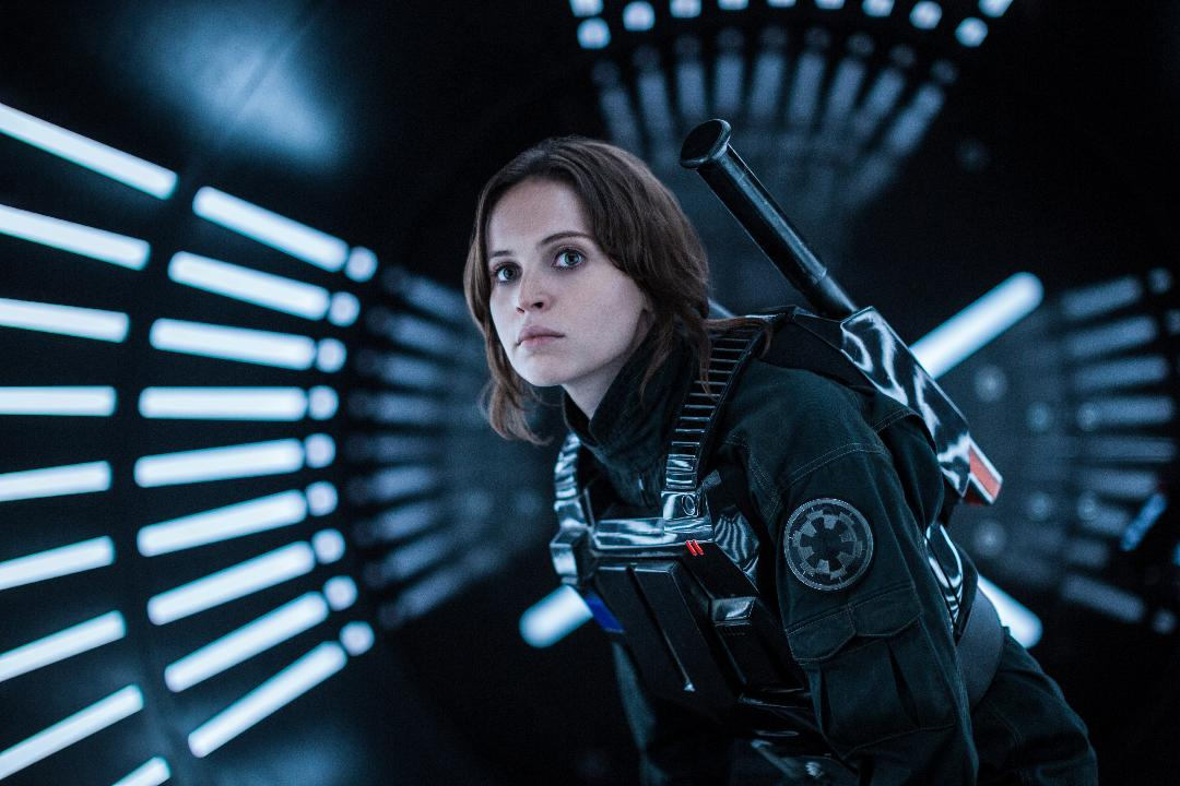 Initial reactions for 'Rogue One' are in... and they're really good