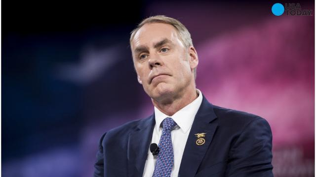 Representative Ryan Zinke chosen to be interior secretary