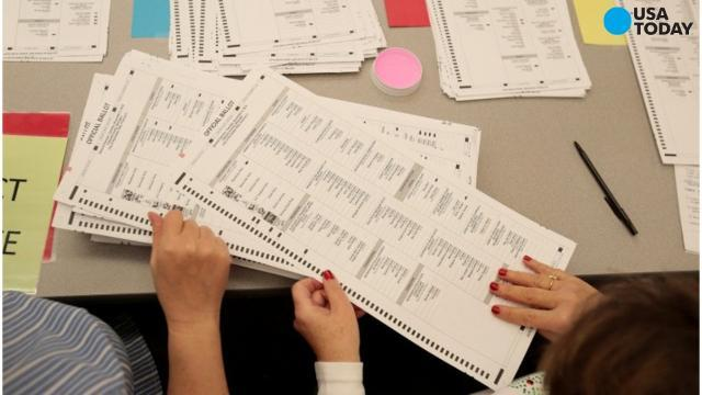 Florida voters sue for recount