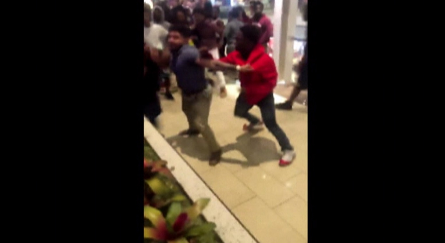 Violence at malls across U.S. may have been coordinated