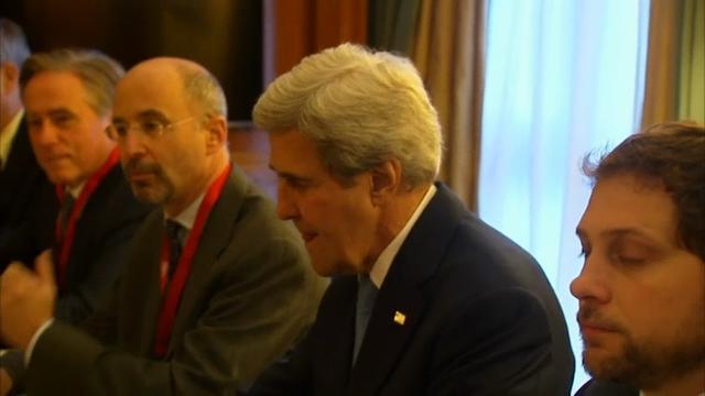 Raw: Kerry meets with Russian foreign minister