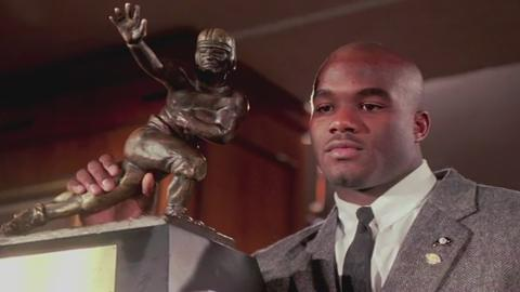 Heisman winner Salaam found dead in Colorado Park