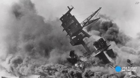 Pearl Harbor survivors remember 75 years later