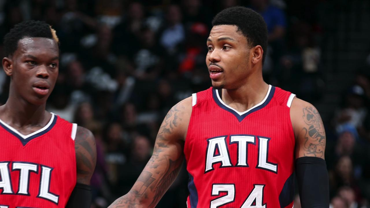 Both the Atlanta Hawks and the Portland Trail Blazers are off to slow starts this season, but former player Eddie Johnson tells us which team has been more disappointing.